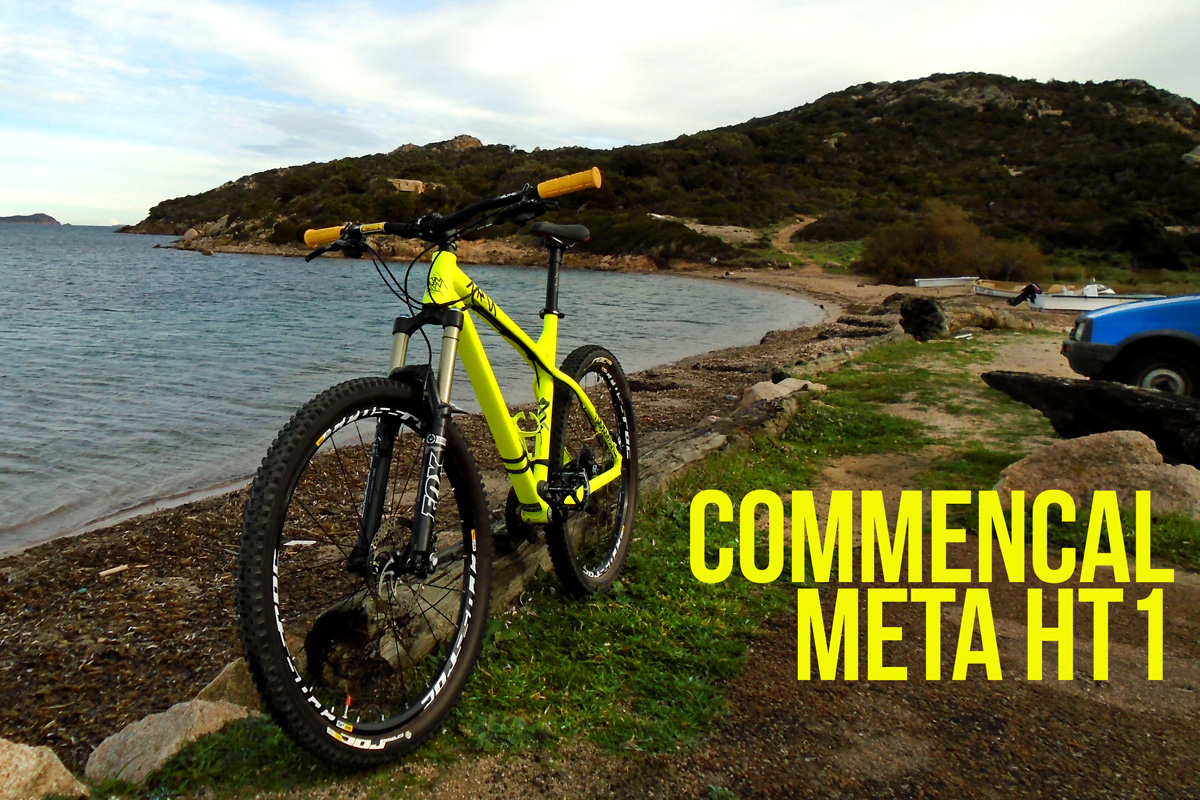 Hot or not: Commencal Meta HT1 de Yoann
