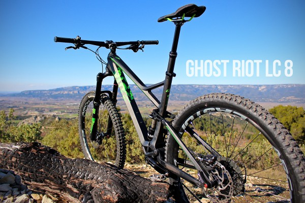 Ghost riot LC 8