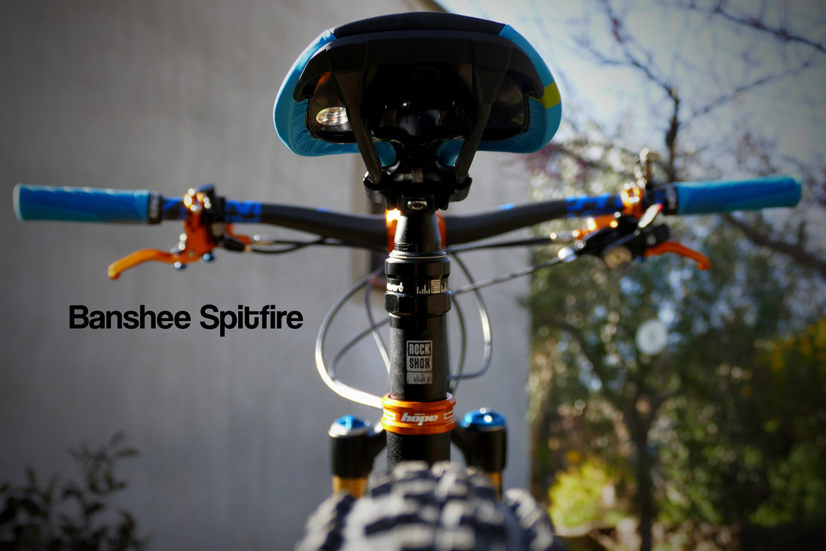 Le Banshee Spitfire de Mobile Bike – version reload