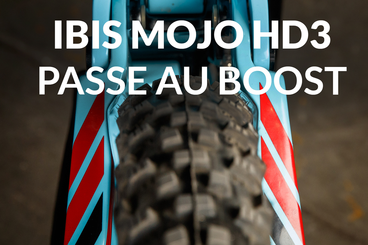 Ibis booste son HD3