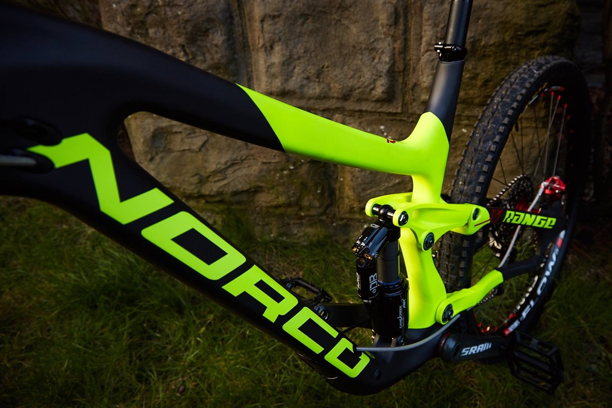 Hot or not: Norco Range Carbon C7.1 de WatzUp Oberhausen