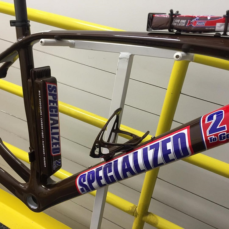 snickers vtt specialized