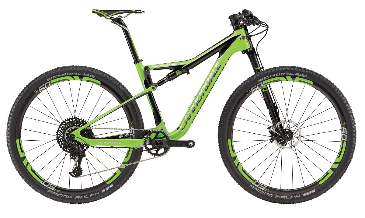 cannondale scalpel Si 2017 team