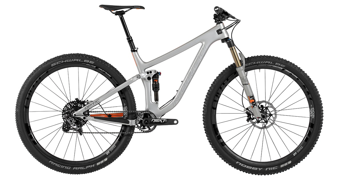 norco optic trail bike