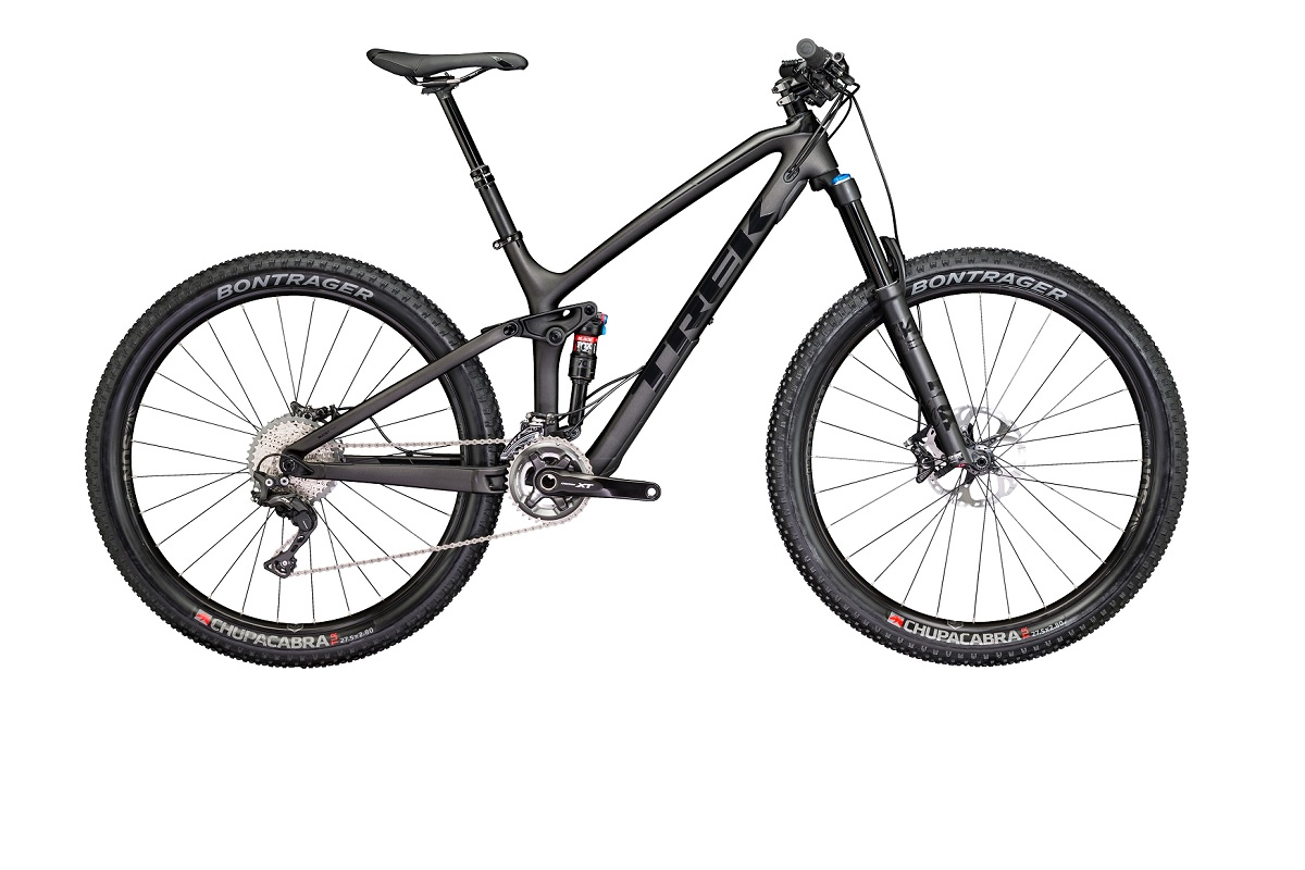 Trek passe son Fuel EX en 27.5 Plus
