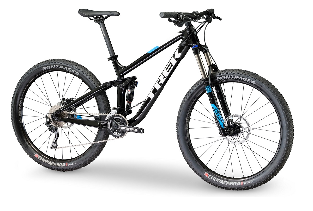 Trek Fuel EX 5 275 Plus 2017