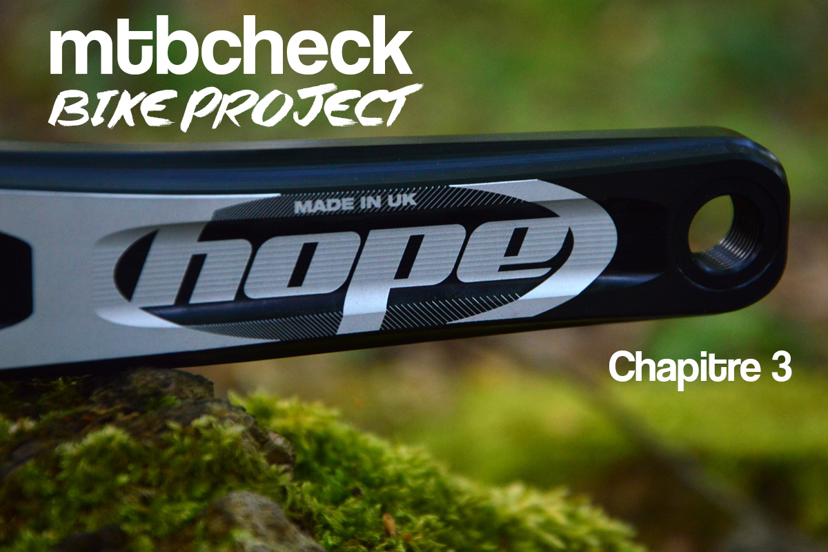 MTBCHECK BikeProject: le package Hope Tech