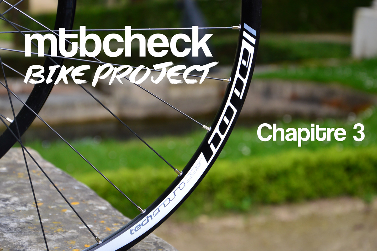 MTBCHECK BikeProject: roues Hope Tech Enduro 29