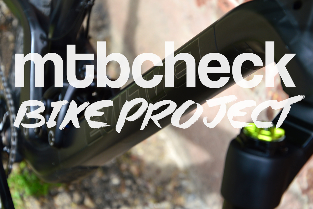 Bikecheck: Evil Following #mtbcheckbikeproject