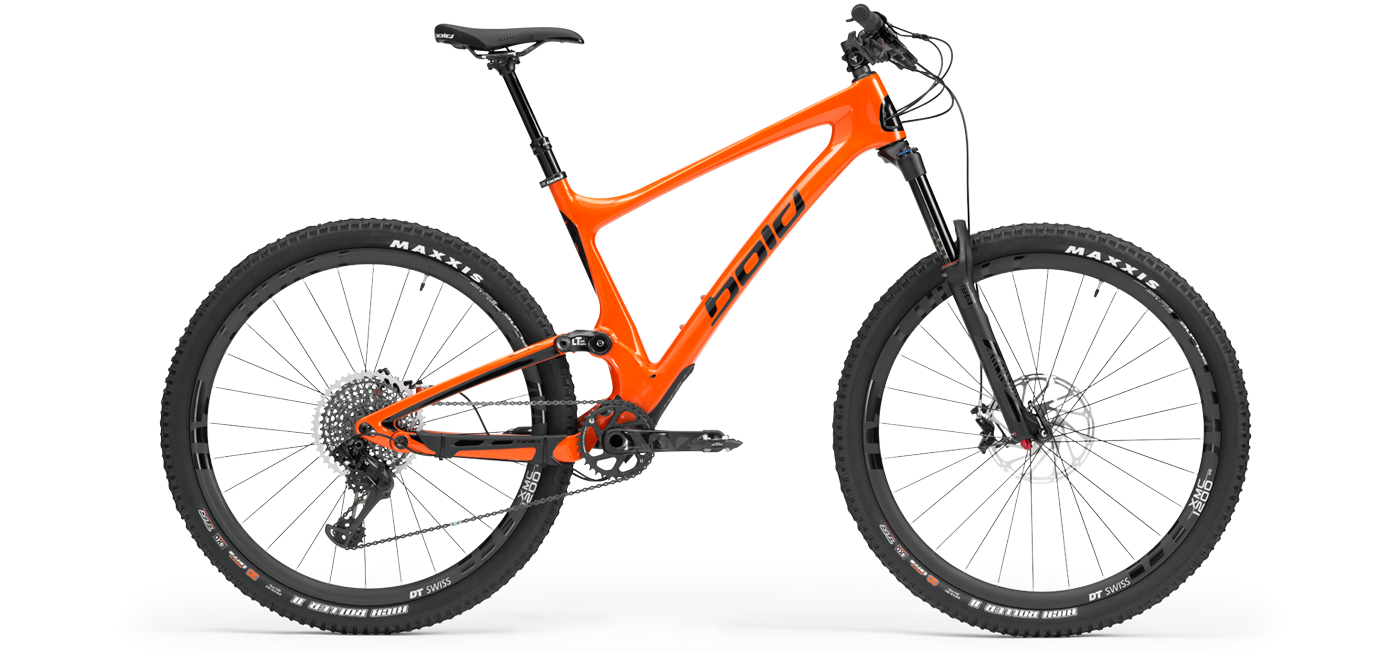 bold linkin trail LT orange