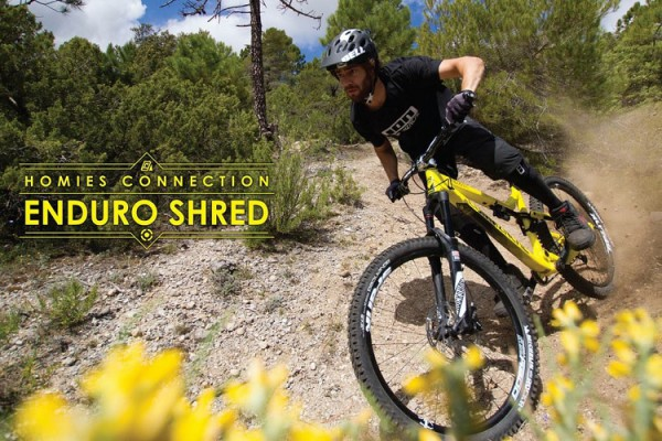 homies connection enduro shred video