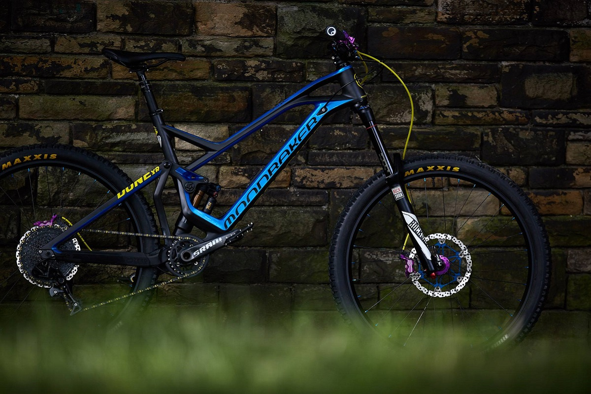 mondraker dune xr hope purple