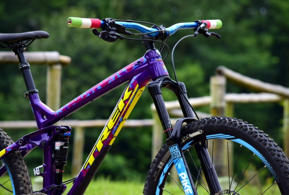 Hot ot not: Trek Slash custom par LMP Design