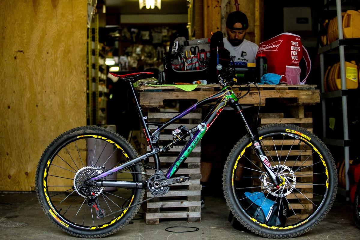 nukeproof mega sam hill