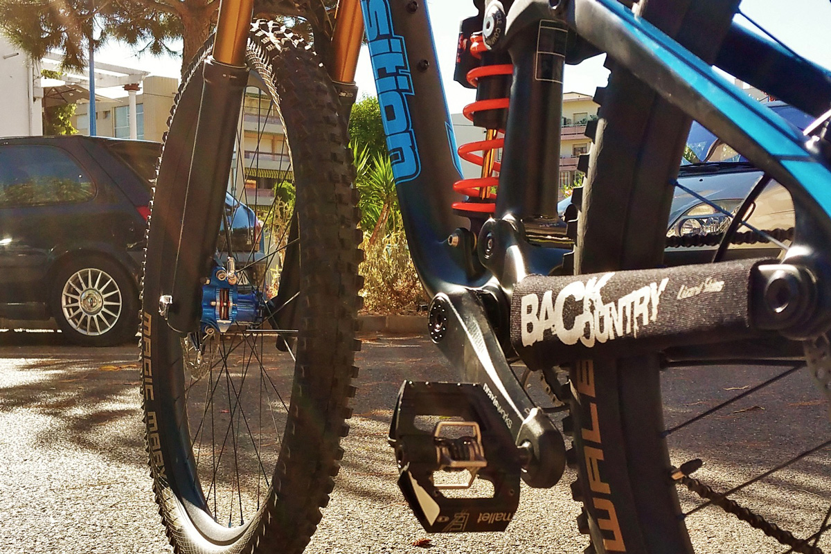 Hot or not: Transition Patrol Carbon par BackCountry