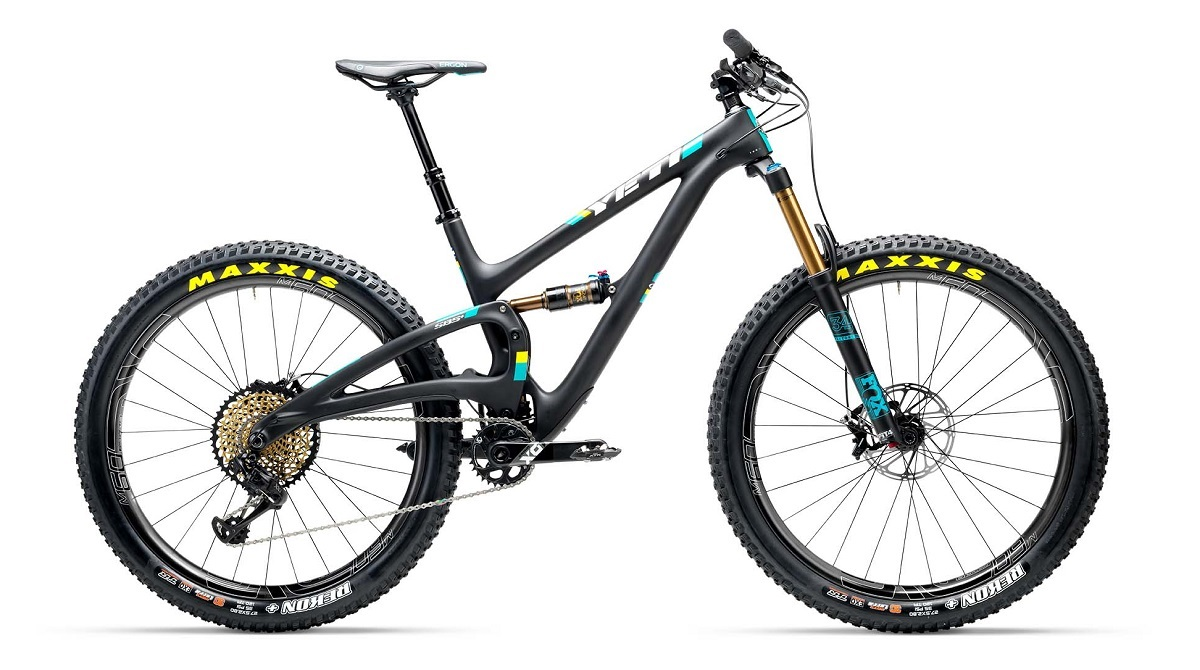 yeti cycles sb5 plus 2017