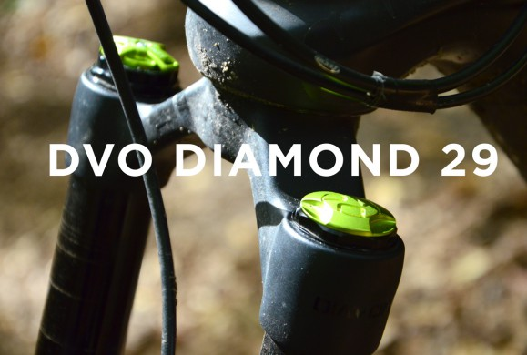 CR #mtbcheckbikeproject: DVO Diamond