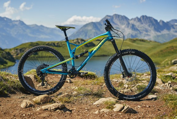 En 2017, Nukeproof au menu