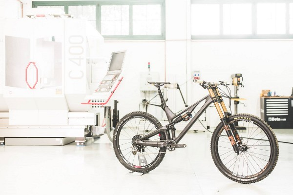 unno enduro bike project