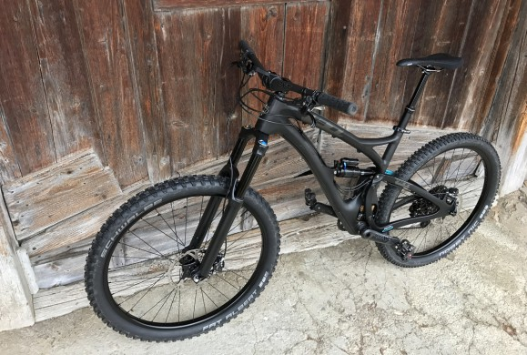 Hot ot not: Yeti SB5c de Benoit