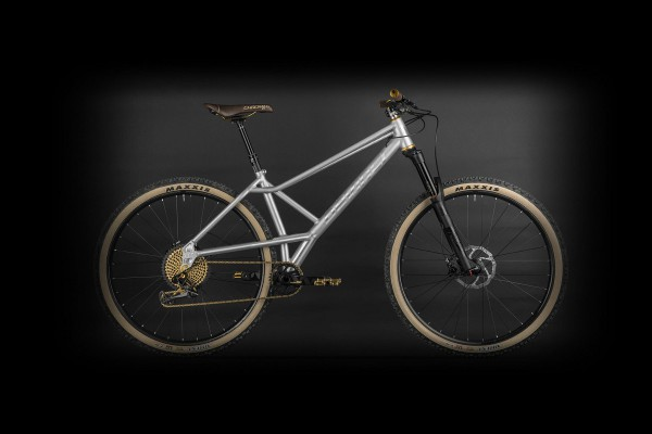 devinci yyz new complete build